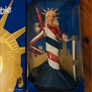 Statue of liberty Barbie